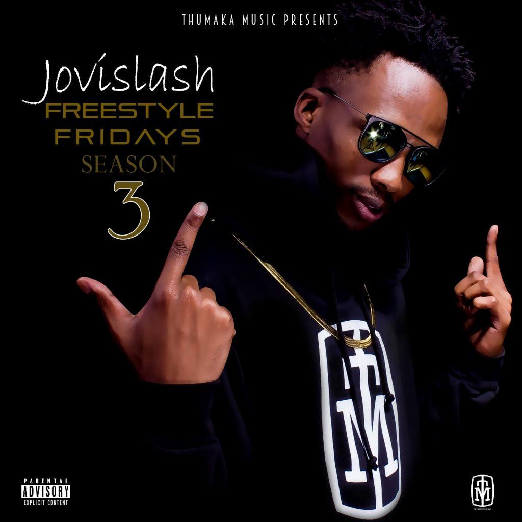 Jovislash Freestyle Fridays Season 3 (front)